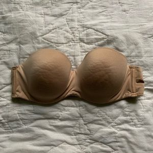 Victoria's Secret Strapless abra